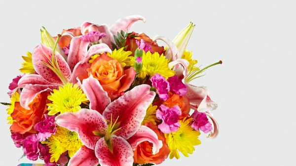 You Did It!™ Bouquet by Hallmark - VASE INCLUDED - Thumbnail 2 Of 2