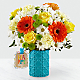 Happy Day Birthday™ Bouquet by Hallmark - VASE INCLUDED - Thumbnail 1 Of 2