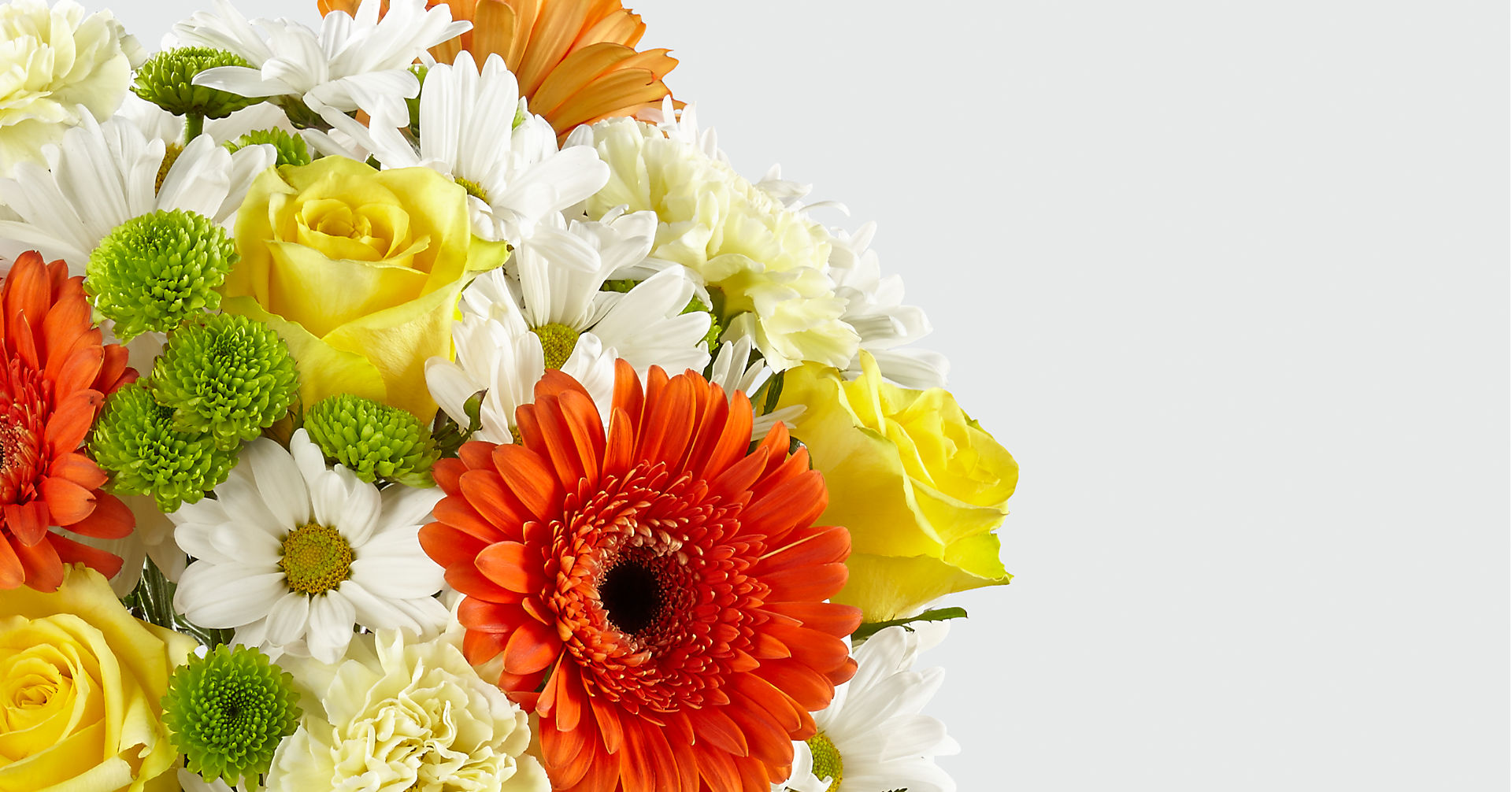 Happy Day Birthday™ Bouquet by Hallmark - VASE INCLUDED - Image 2 Of 2