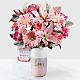 Sweet Baby Girl™ Bouquet by Hallmark - VASE INCLUDED - Thumbnail 1 Of 2