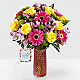 Happy Moments™ Bouquet by Hallmark - VASE INCLUDED - Thumbnail 1 Of 2