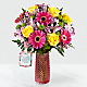 Happy Moments™ Bouquet by Hallmark - VASE INCLUDED - Thumbnail 1 Of 3