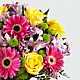 Happy Moments™ Bouquet by Hallmark - VASE INCLUDED - Thumbnail 2 Of 3