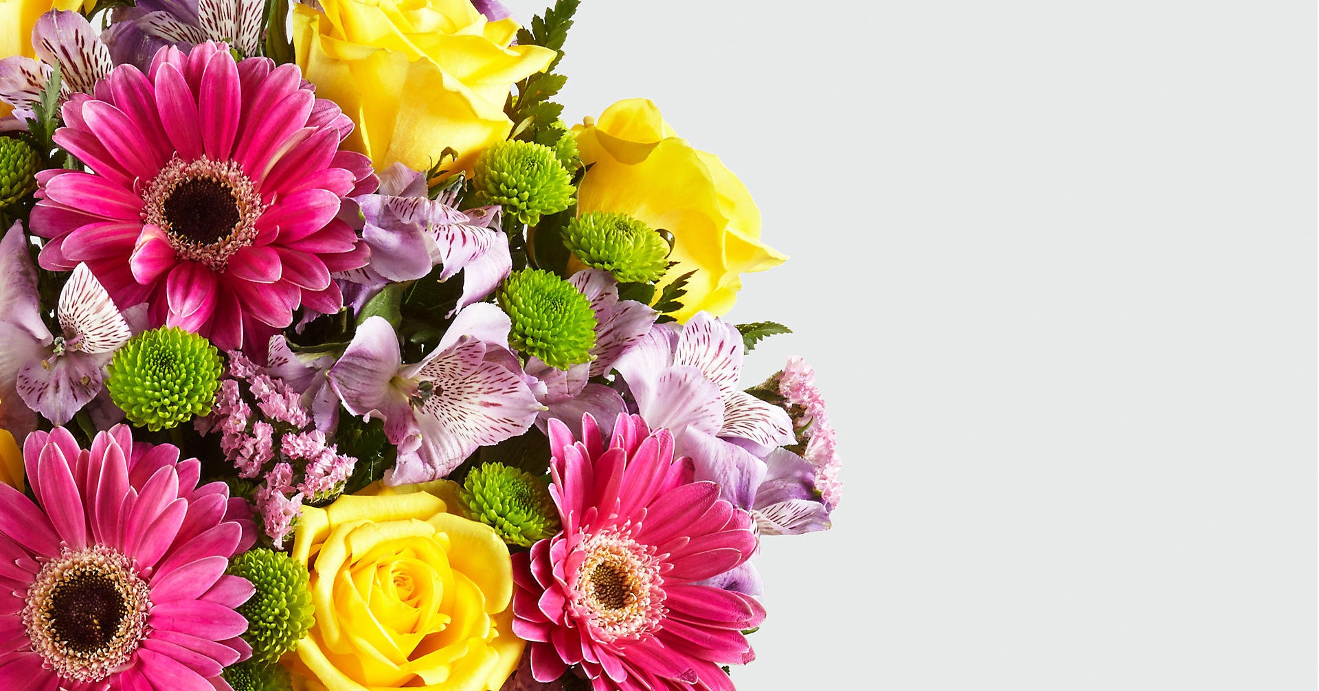 Happy Moments™ Bouquet by Hallmark - VASE INCLUDED - Image 2 Of 3