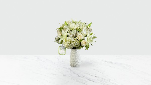 Loved, Honored and Remembered™ Bouquet by Hallmark