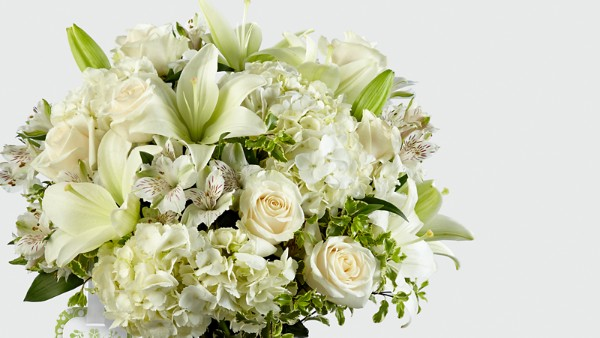 Loved, Honored and Remembered™ Bouquet by Hallmark - VASE INCLUDED - Image 2 Of 2