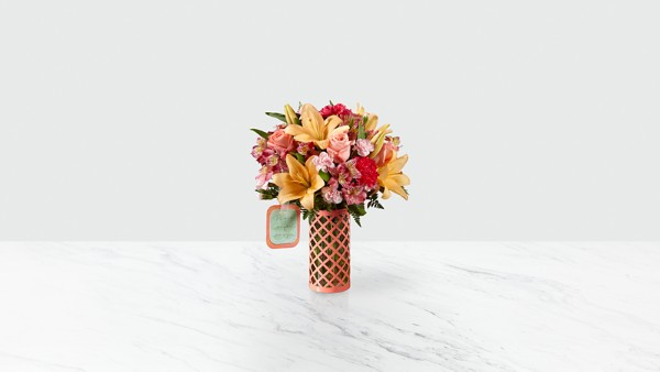 Peace, Comfort and Hope™ Bouquet by Hallmark - VASE INCLUDED