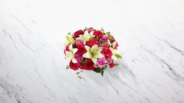 Be Strong & Believe™ Bouquet- VASE INCLUDED - Thumbnail 2 Of 2