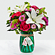 Be Strong & Believe™ Bouquet- VASE INCLUDED - Thumbnail 1 Of 2