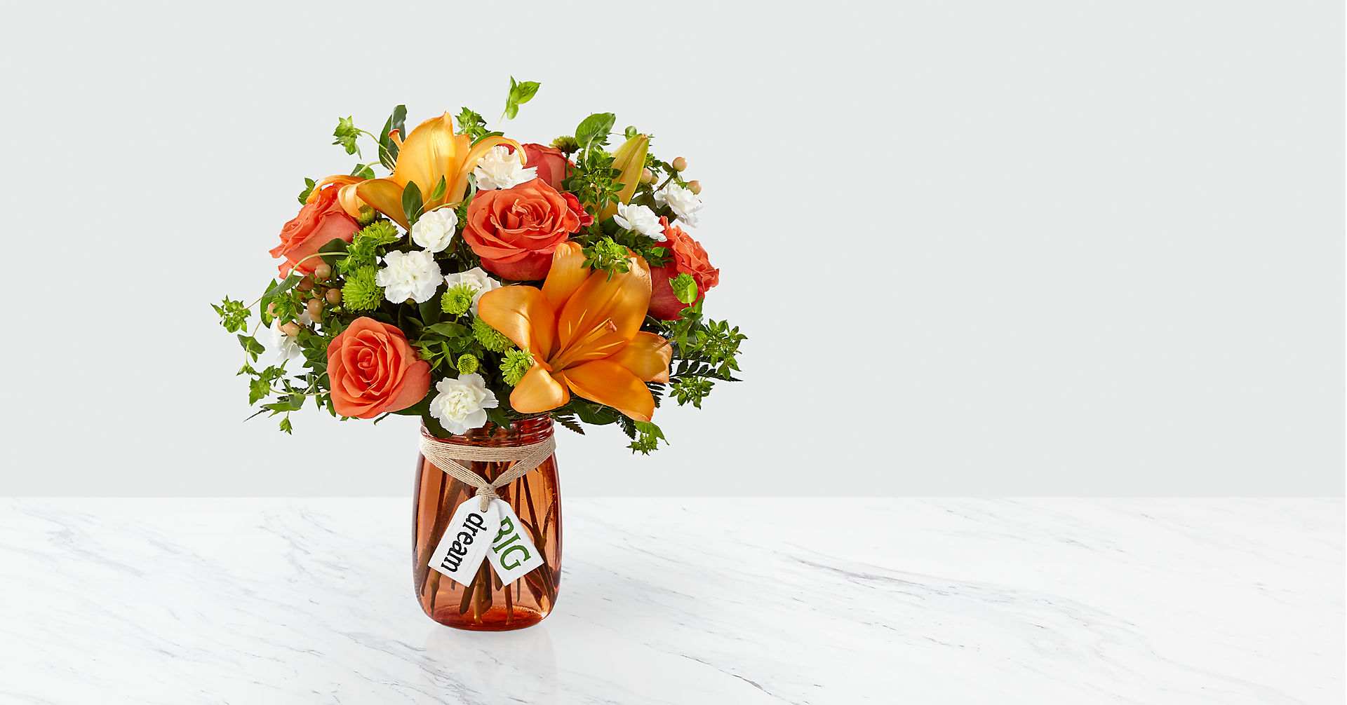 Dream Big™ Bouquet- VASE INCLUDED - Image 1 Of 2