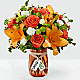 Dream Big™ Bouquet- VASE INCLUDED - Thumbnail 1 Of 3