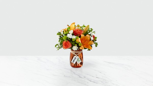 Dream Big™ Bouquet- VASE INCLUDED - Thumbnail 1 Of 2