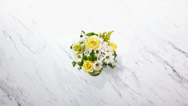 Hello Sun™ Bouquet- VASE INCLUDED - Thumbnail 2 Of 2