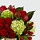 Festive Finesse Holiday Luxury Bouquet - VASE INCLUDED - Thumbnail 3 Of 3