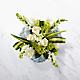 Superior Sights™ Luxury Bouquet - Blue & White - Thumbnail 2 Of 5