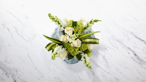 Superior Sights™ Luxury Bouquet - Blue & White - Thumbnail 2 Of 4