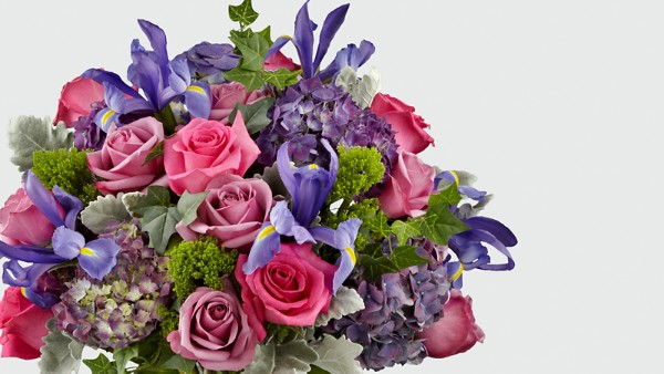 Lavender Luxe™ Luxury Bouquet - Image 3 Of 3