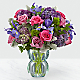 Lavender Luxe™ Luxury Bouquet - VASE INCLUDED - Thumbnail 1 Of 2
