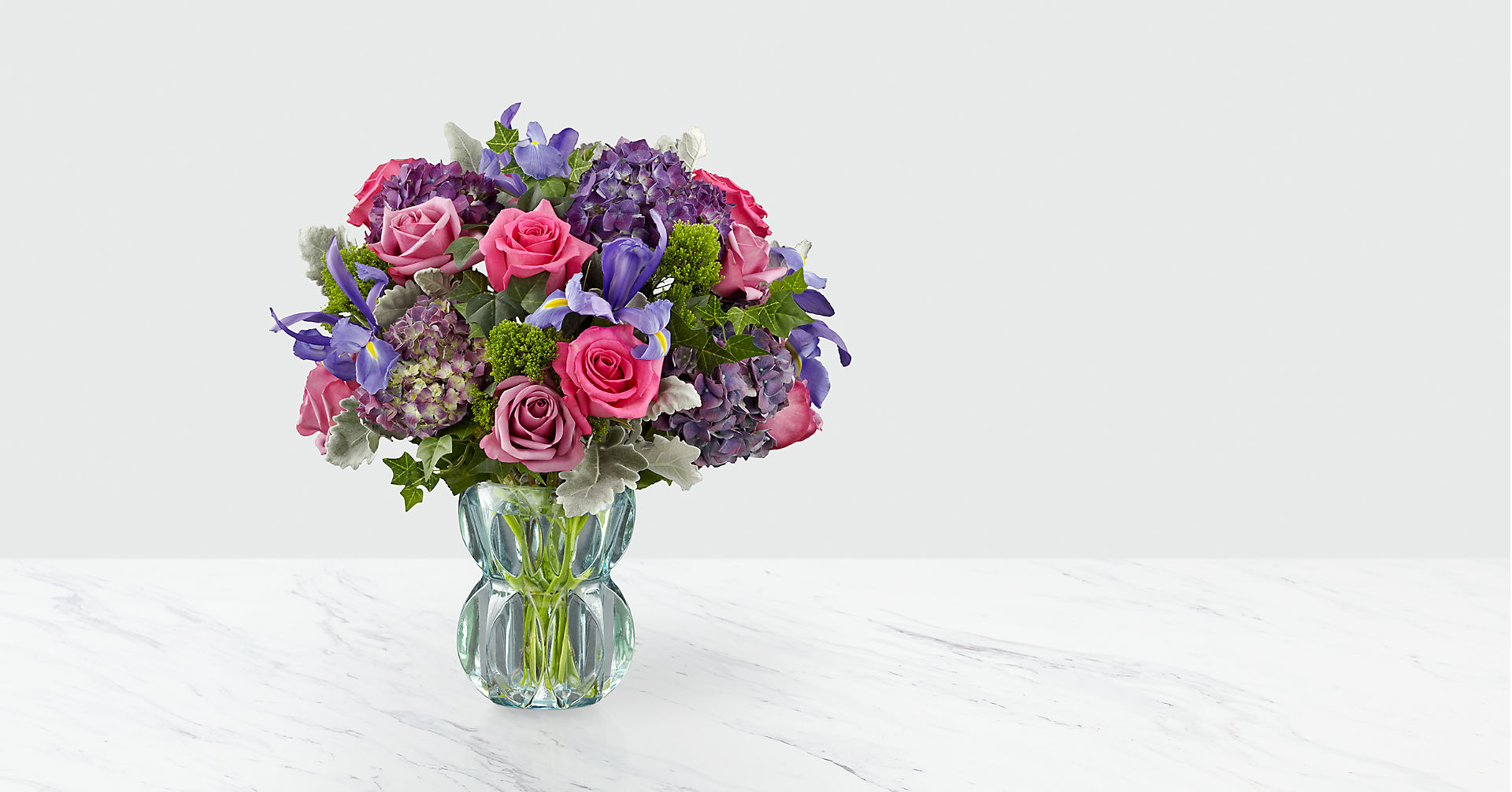 Lavender Luxe™ Luxury Bouquet - VASE INCLUDED - Image 1 Of 2