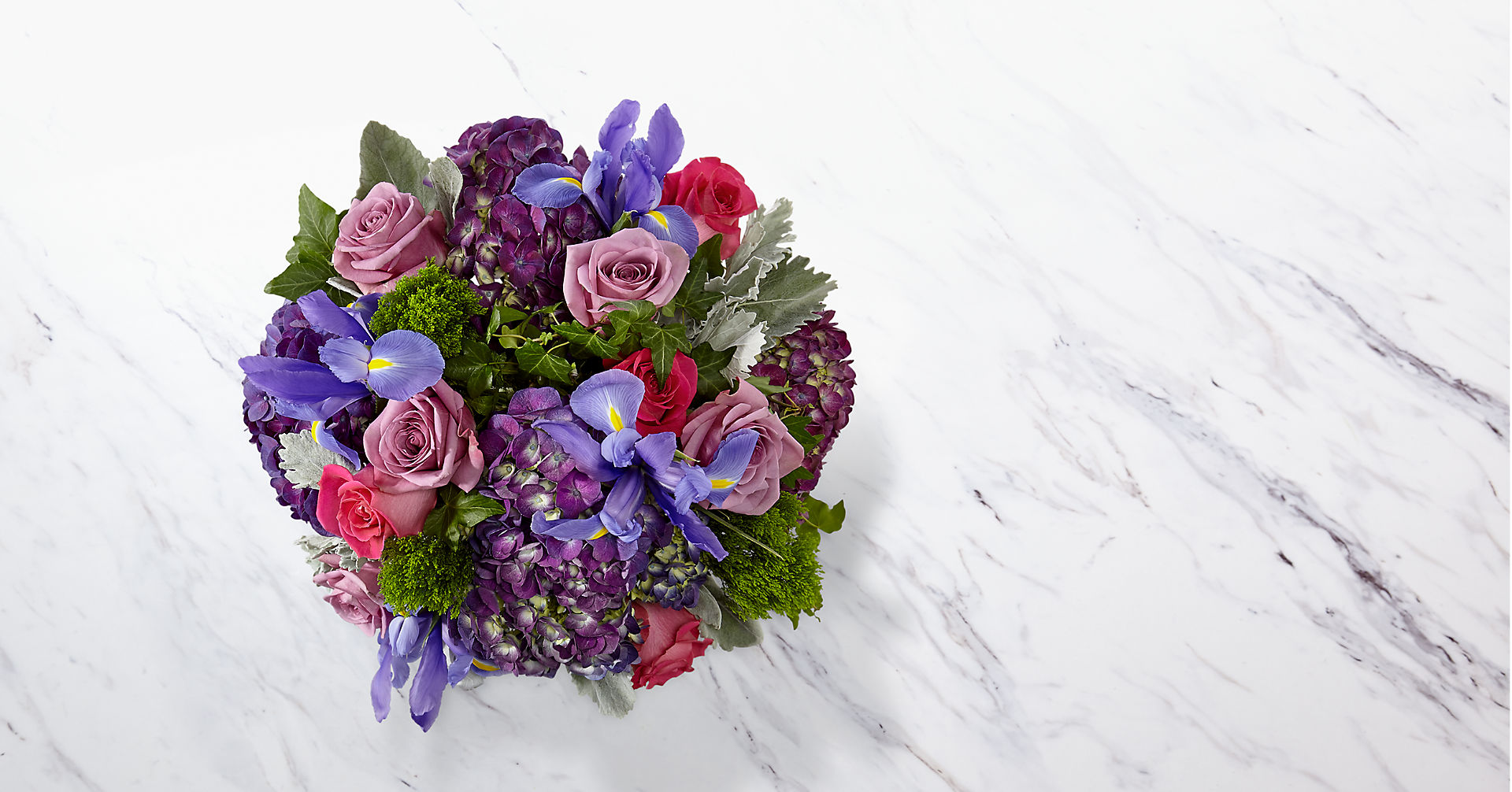 Lavender Luxe™ Luxury Bouquet - VASE INCLUDED - Image 2 Of 2