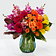 Beyond Brilliant™ Luxury Bouquet - VASE INCLUDED - Thumbnail 1 Of 2