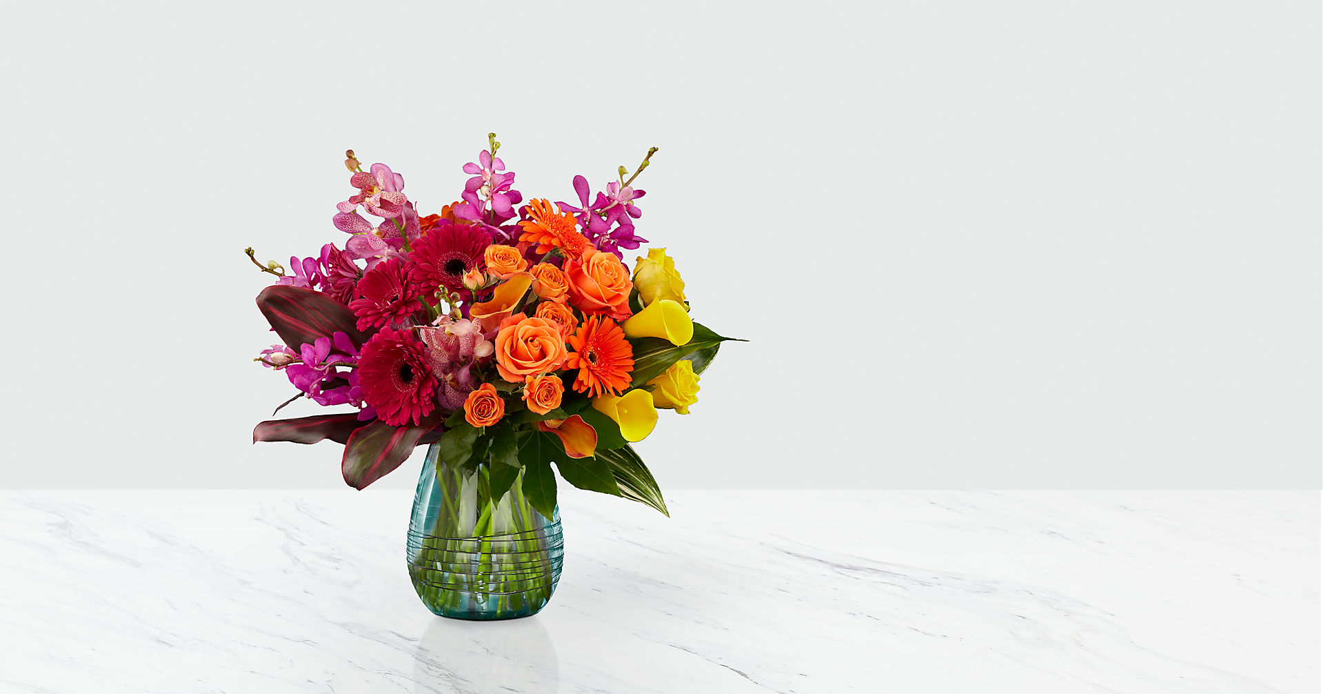 Beyond Brilliant™ Luxury Bouquet - VASE INCLUDED - Image 1 Of 2