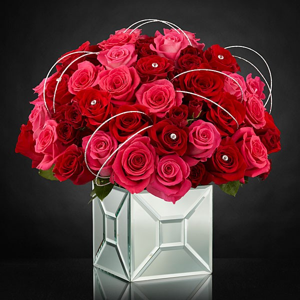 Blushing Extravagance™ Luxury Bouquet - Thumbnail 1 Of 2