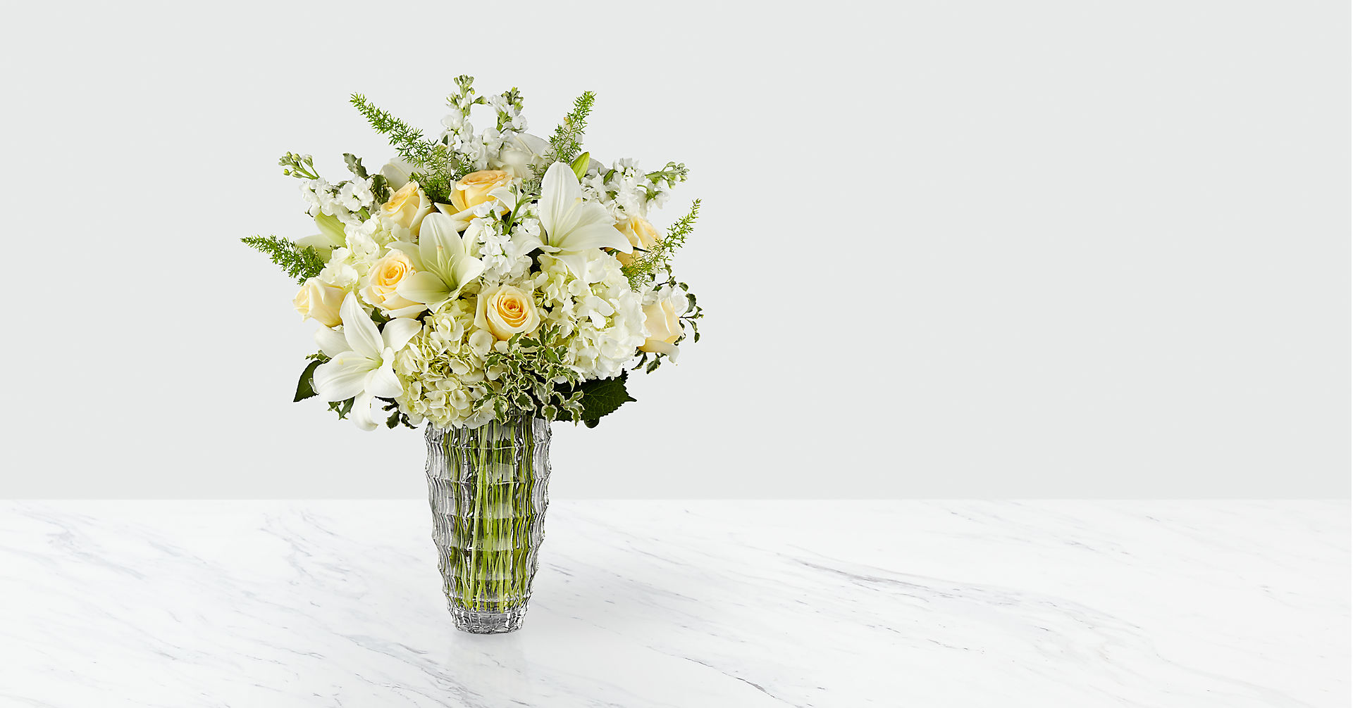 Hope Heals™ Luxury Bouquet   - VASE INCLUDED - Image 1 Of 4