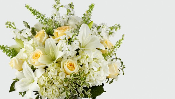 Hope Heals™ Luxury Bouquet   - VASE INCLUDED - Image 3 Of 3