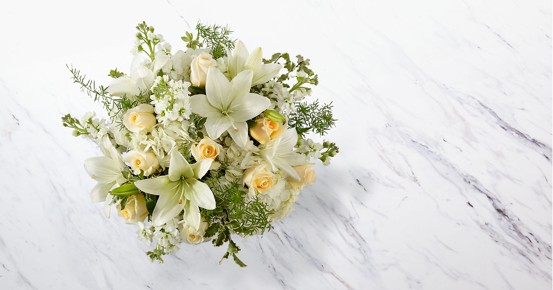Hope Heals™ Luxury Bouquet   - VASE INCLUDED - Image 2 Of 4