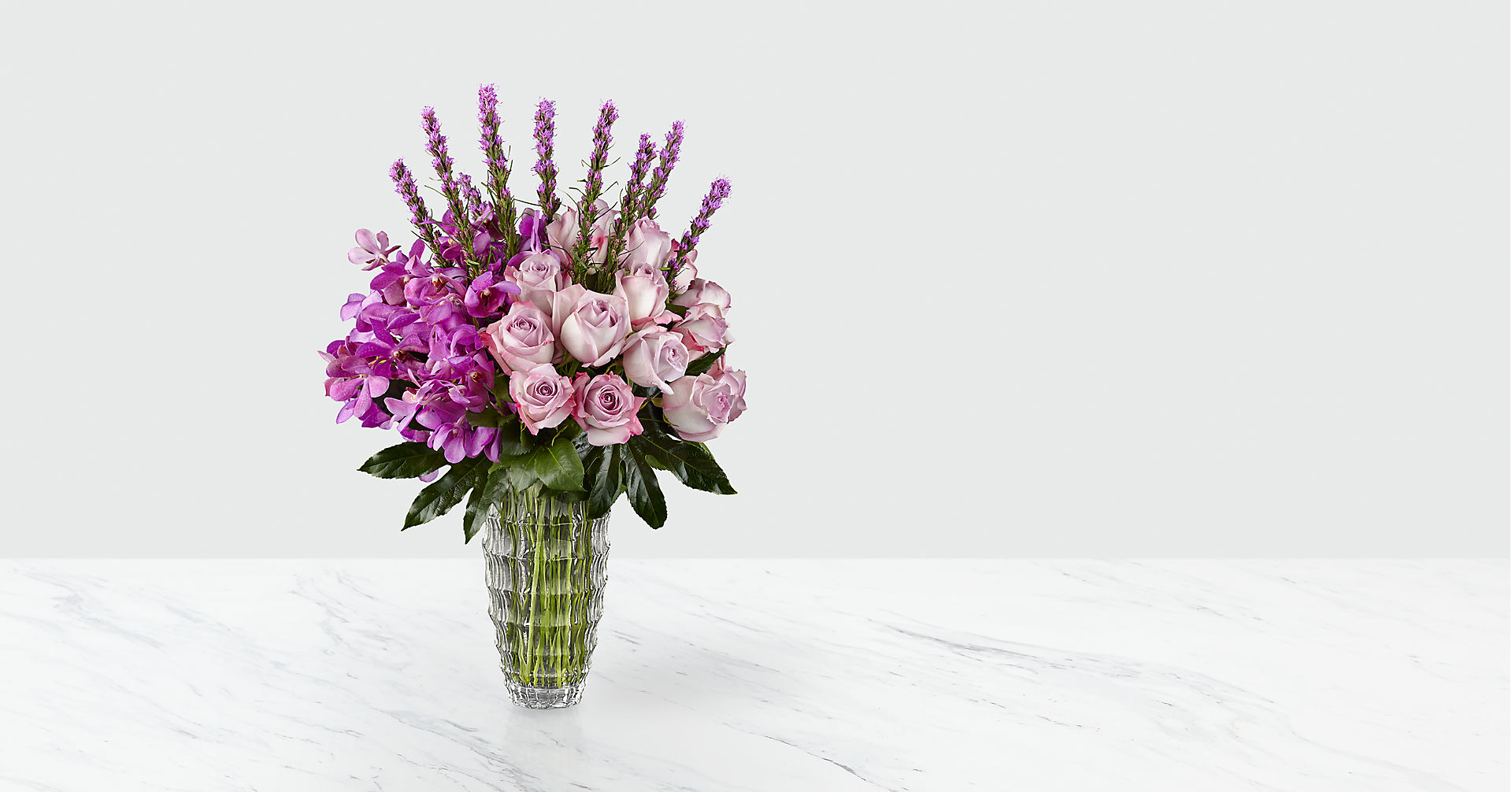 Modern Royalty™ Luxury Bouquet - VASE INCLUDED - Image 1 Of 4