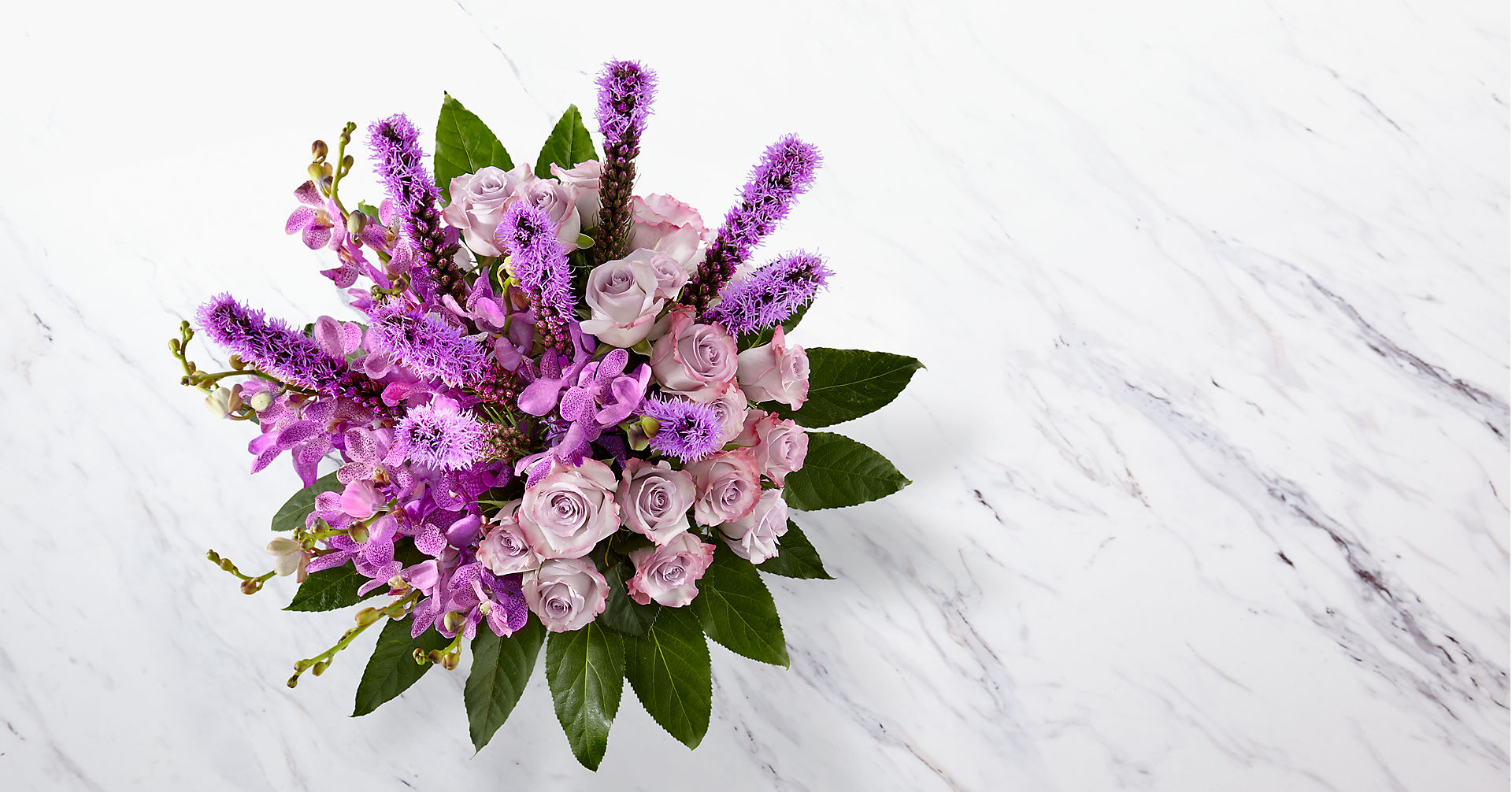 Modern Royalty™ Luxury Bouquet - VASE INCLUDED - Image 2 Of 4