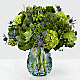 Ocean's Allure™ Luxury Bouquet - Thumbnail 1 Of 3