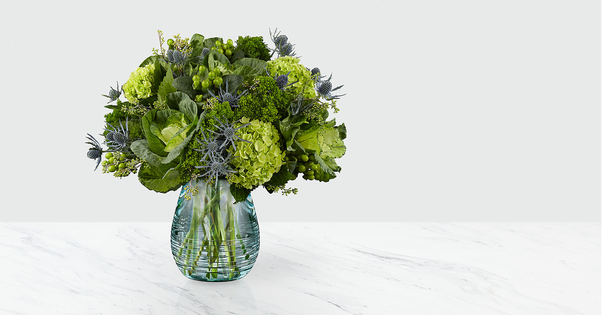 Ocean's Allure™ Luxury Bouquet - Image 1 Of 3
