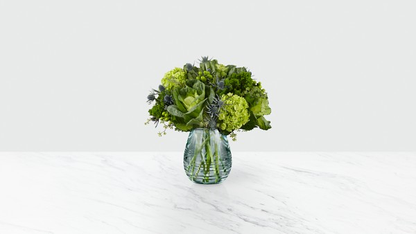 Ocean's Allure™ Luxury Bouquet - VASE INCLUDED - Thumbnail 1 Of 2