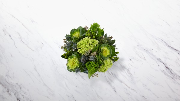 Ocean's Allure™ Luxury Bouquet - VASE INCLUDED - Thumbnail 2 Of 2