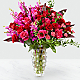 Heart's Wishes™ Luxury Bouquet - VASE INCLUDED - Thumbnail 1 Of 5
