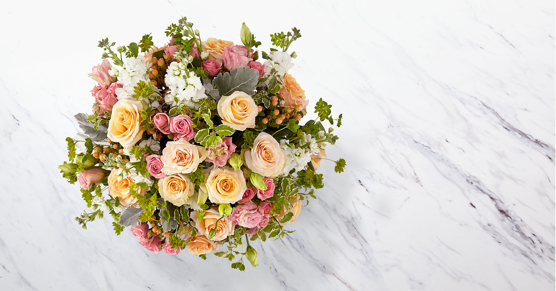 Ballad™ Luxury Bouquet - Deluxe - Image 2 Of 3