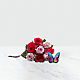 Blooming Insights Bouquet with Baccarat® Blue Scarabee Butterfly - Thumbnail 1 Of 2