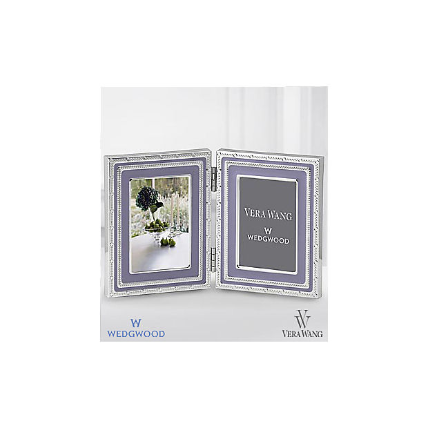 Vera Wang Wedgwood With Love Folding Frame