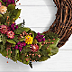 Garden Strawflower Wreath - Thumbnail 2 Of 2