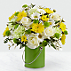 The Color Your Day With Joy™ Bouquet - VASE INCLUDED - Thumbnail 1 Of 2