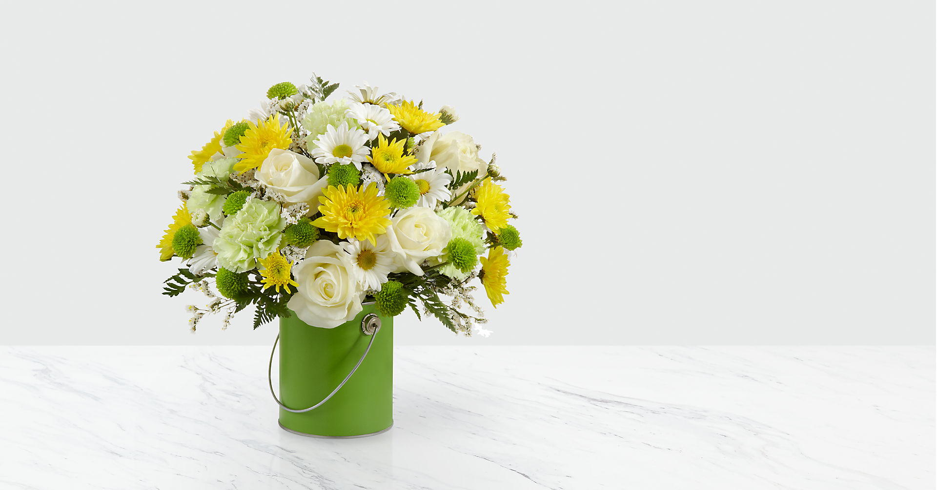 The Color Your Day With Joy™ Bouquet - VASE INCLUDED - Image 1 Of 2