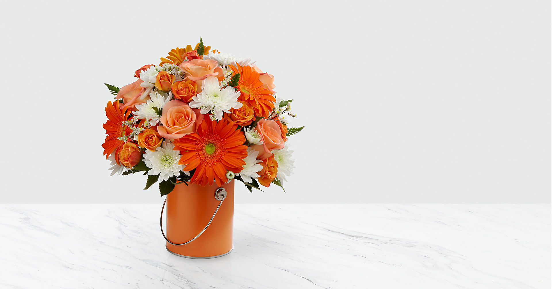The Color Your Day With Laughter™ Bouquet - VASE INCLUDED - Image 1 Of 2