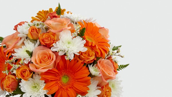 The Color Your Day With Laughter™ Bouquet - VASE INCLUDED - Thumbnail 2 Of 2