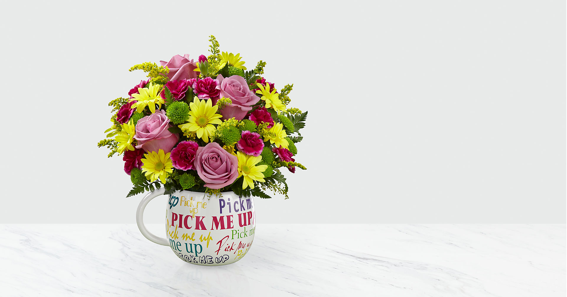 Pick-Me-Up® Bouquet - Image 1 Of 3