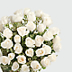 Clarity Luxury Rose Bouquet - 24-inch Premium Long-Stemmed Roses - Thumbnail 3 Of 4