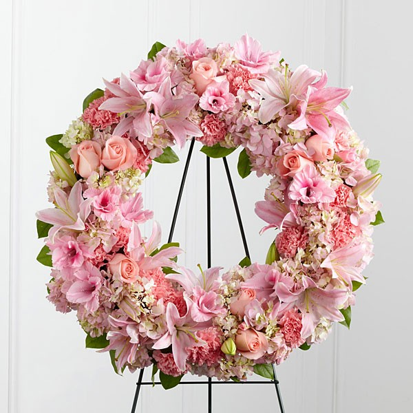 Loving Remembrance™ Wreath
