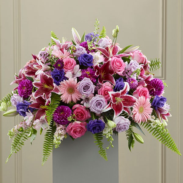 Fare Thee Well™ Pedestal Arrangement