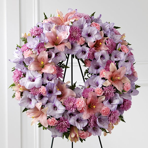 Sleep in Peace™ Wreath